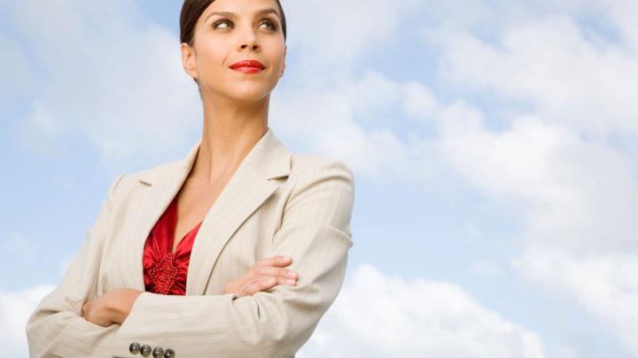 Признаки уверенной в себе женщины