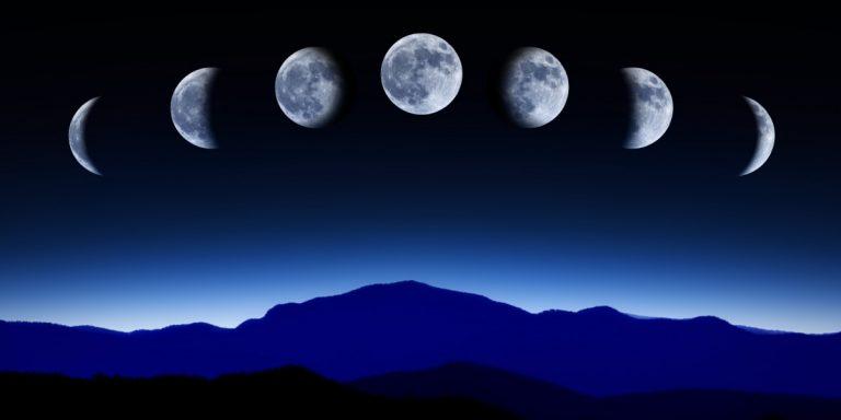 Фаза луны при похудении