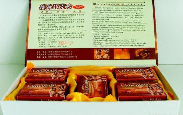 Мечта худеющих: низкокалорийный  шоколад