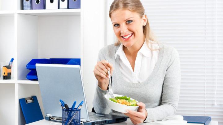 Как ускорить метаболизм в офисе