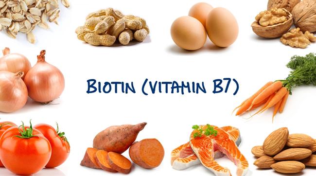 Витамин b7 (биотин)