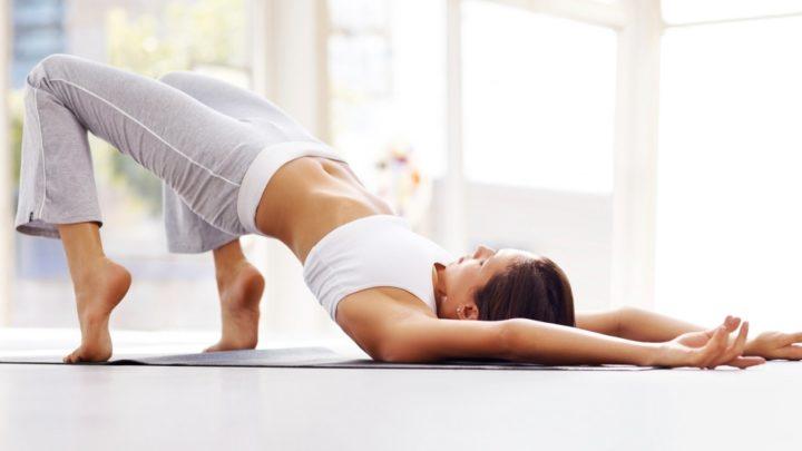 Как вернуть мышцам тонус после диеты
