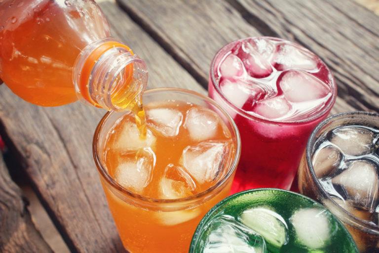 Газированные напитки и похудение