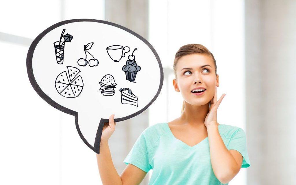 Отвлекаемся от мыслей про еду