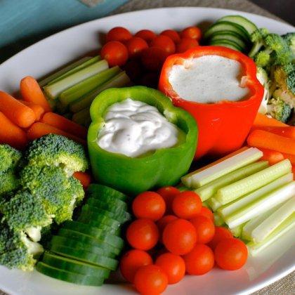 Овощная диета (вариант №2)