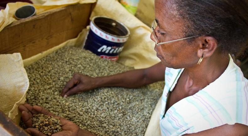 Кофе Доминиканская республика