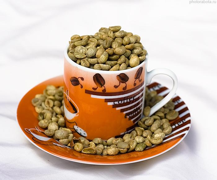 Зеленый кофе из Йемена