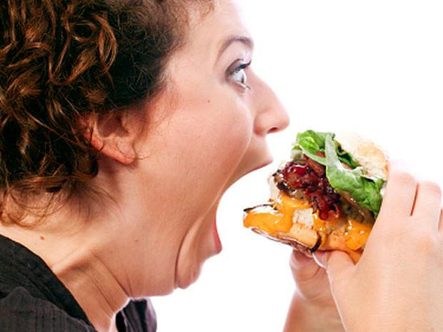 Обжорство: срыв с диеты