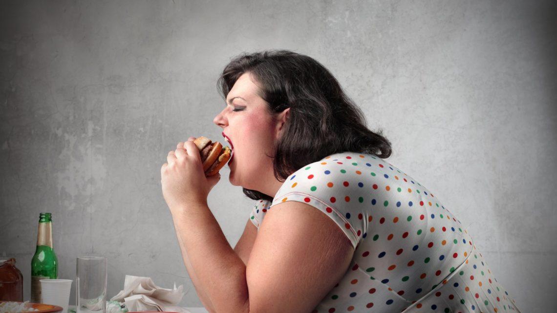 Половина мужчин не готовы терпеть лишний вес жены