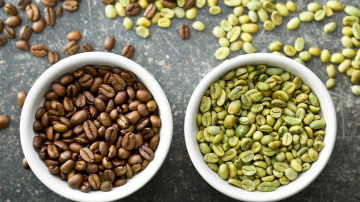 Почему зеленый кофе имеет такой оттенок?