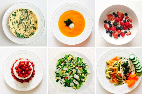 Быстрый, простой и мало калорийный обед