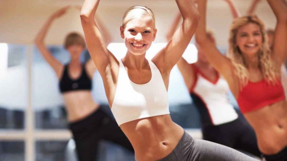 Аэробика: как похудеть энергично