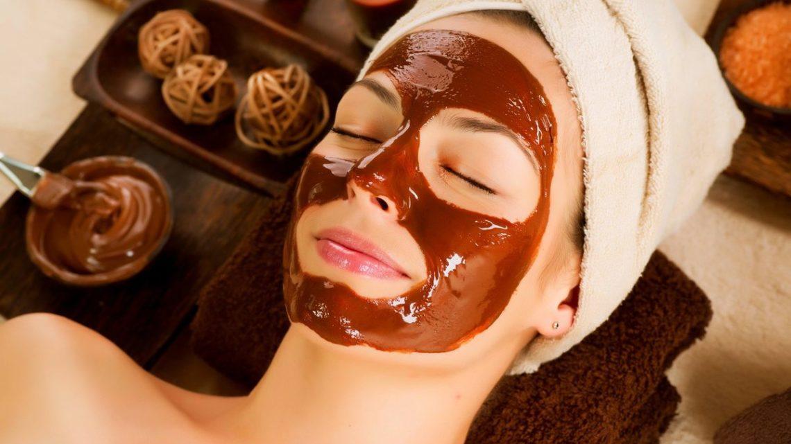 Какао-маска для кожи