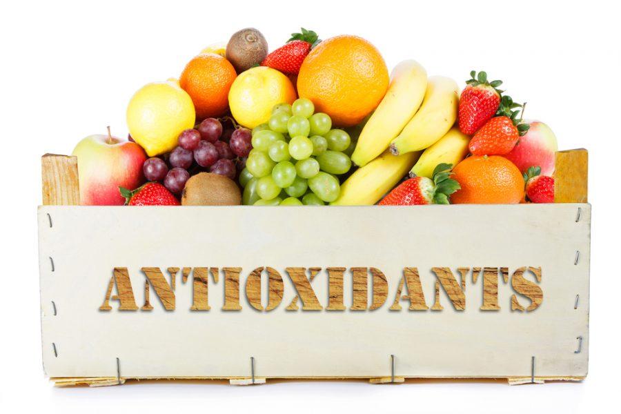 Антиоксиданты — друзья молодости и стройности