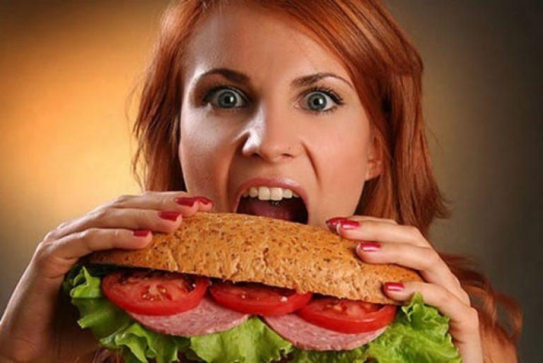 Стресс и аппетит