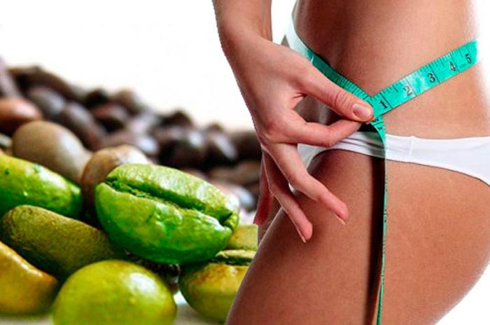 Подкожный жир и воздействие зеленого кофе