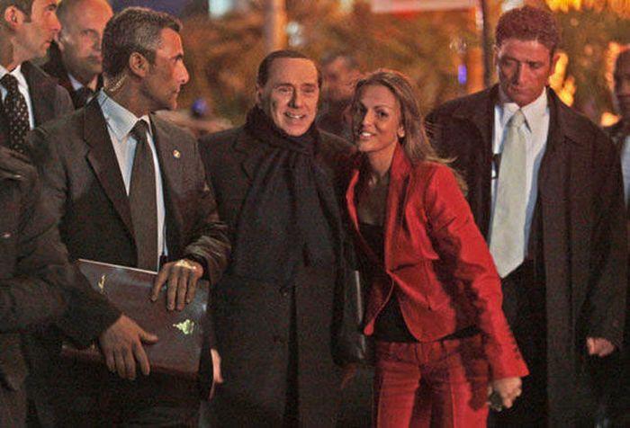 Сильвио Берлускони женится на своей давней поклоннице, которая моложе политика на 49 лет!