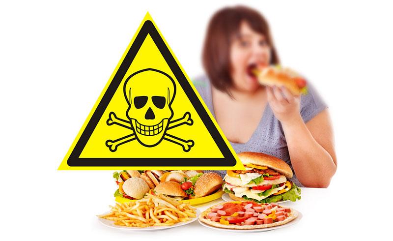 Самые вредные продукты ч1