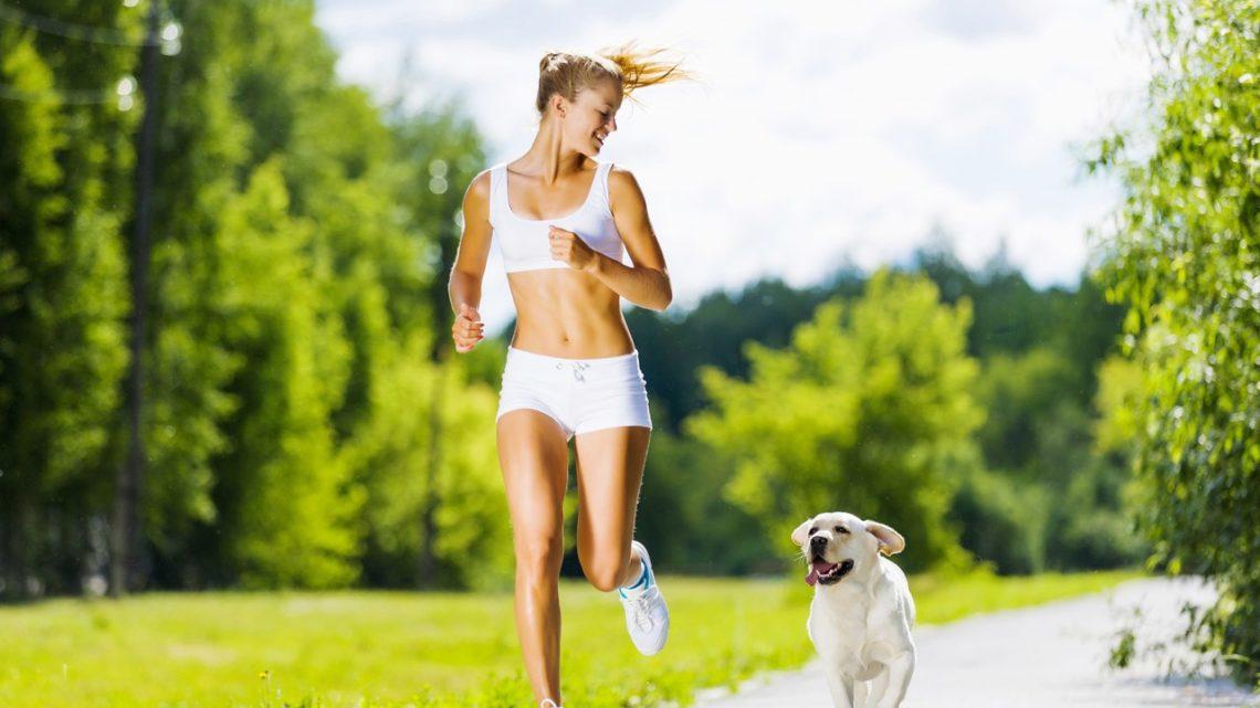 Активный образ жизни — ключ к стройности