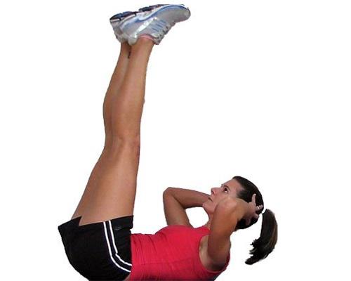 Держать мышцы в тонусе