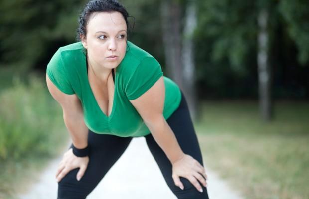 Бег для борьбы с ожирением