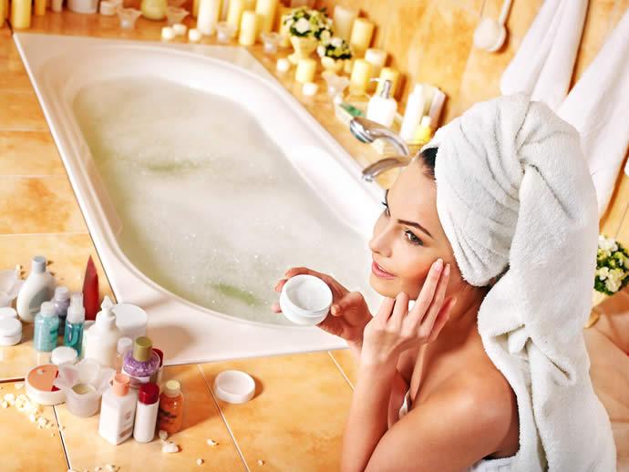 Как устроить spa процедуры у себя дома