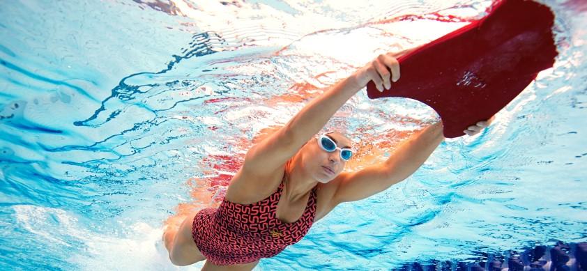 Плавание для стройности