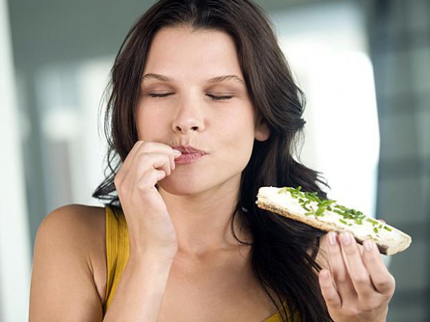 Как получить удовольствие от еды?