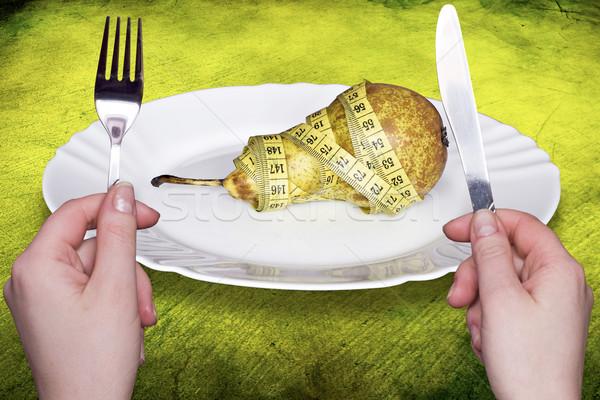 Грушевая диета