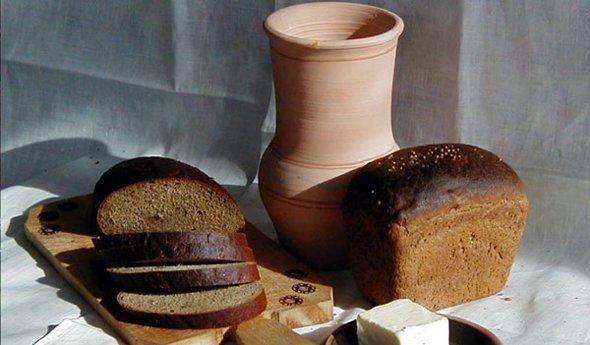 Шотландская диета на черном хлебе