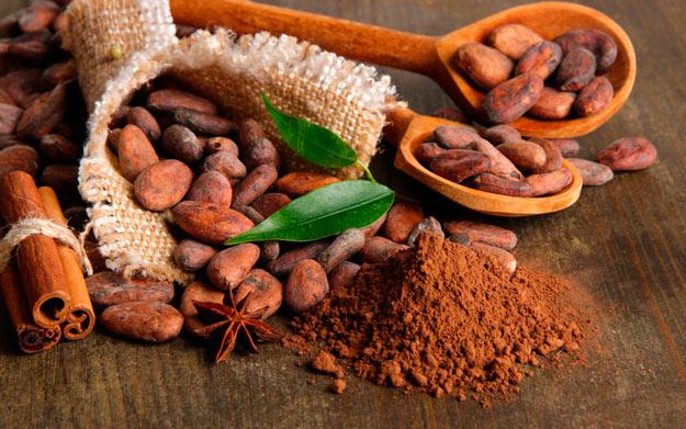 Польза и вред какао-бобов