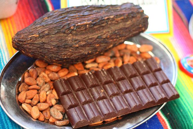 Какао: состав