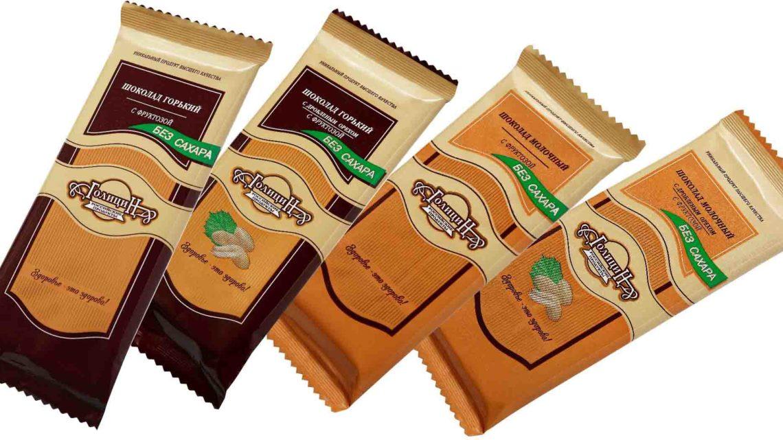 Диетический шоколад