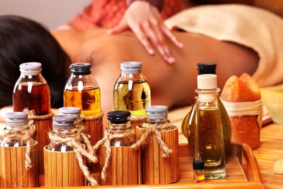 Похудение и ароматерапия