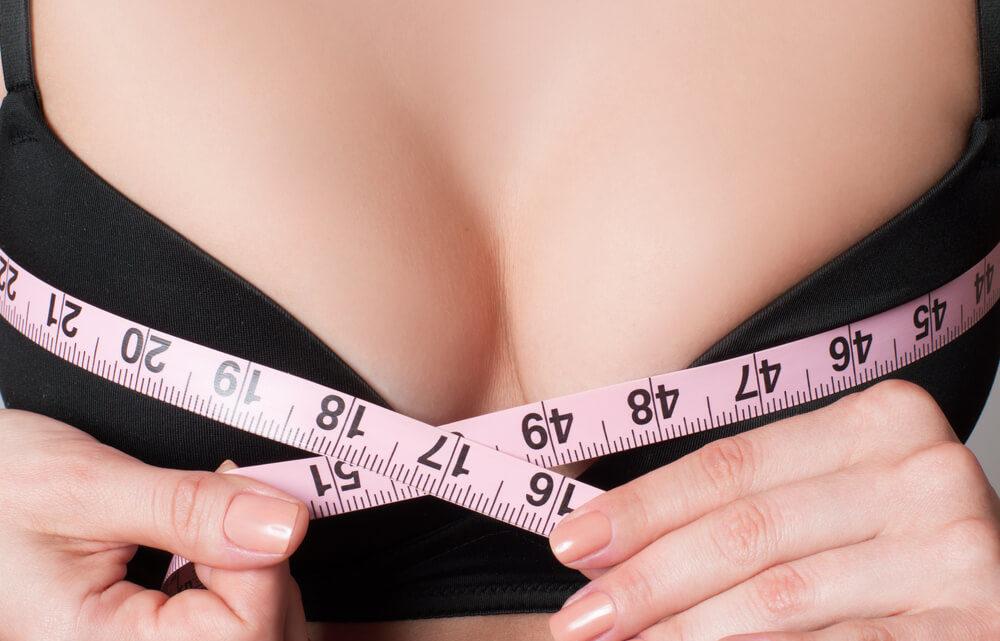 Грудь в процессе похудения