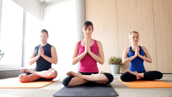 Йога. Советы для начинающих