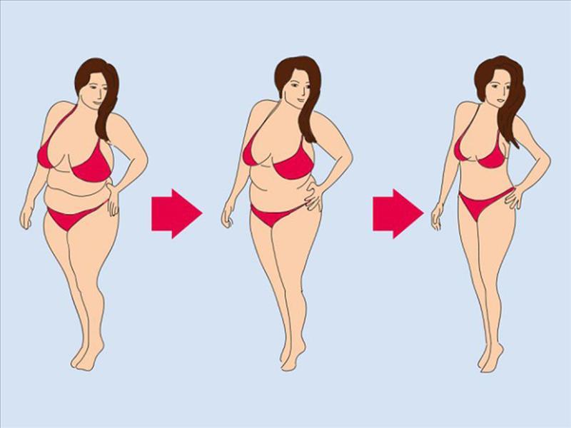 Похудеть на 5 кг