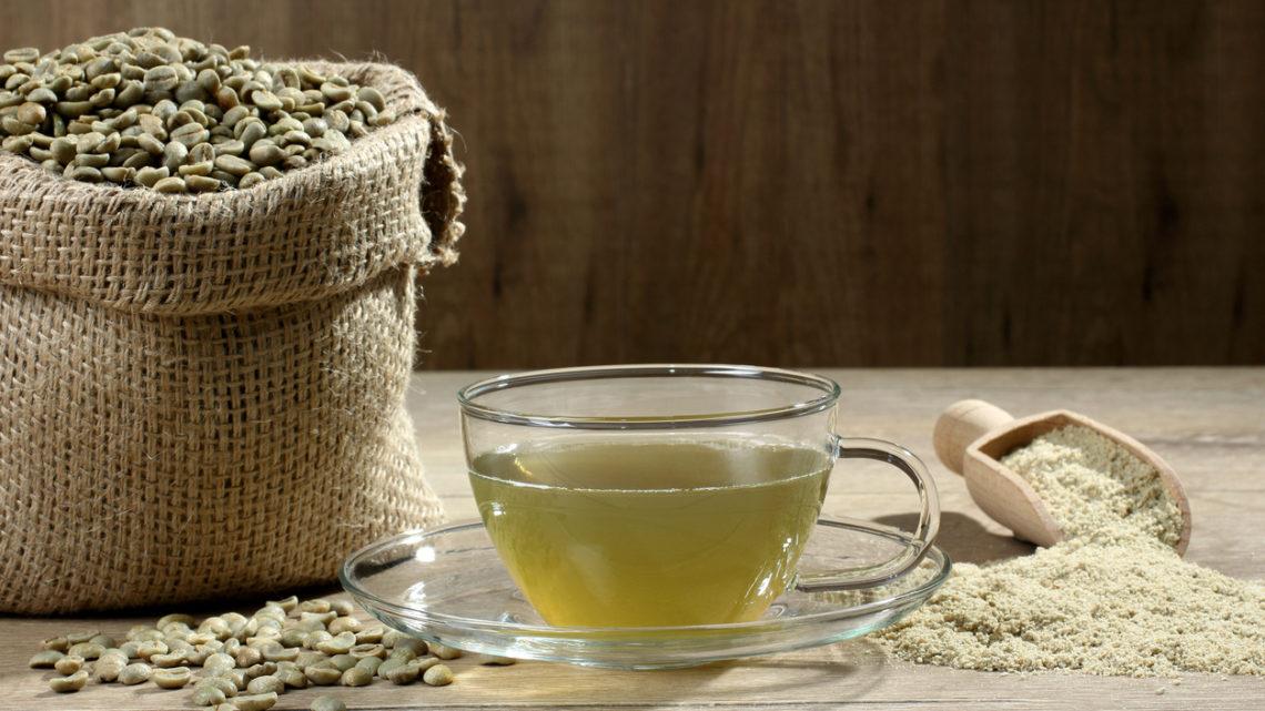 Зеленый кофе – альтернатива диете