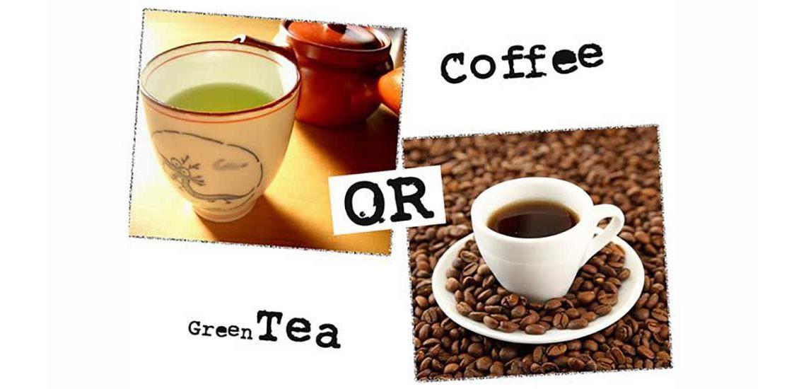 Чай и кофе: плюсы и минусы