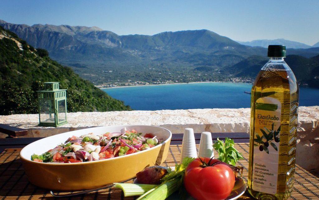 Критская диета