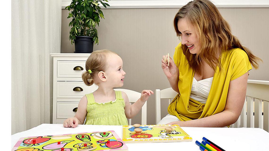 Идеи того, как провести время с ребенком дома
