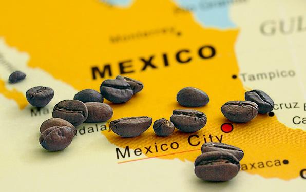 Зеленый кофе из Мексики