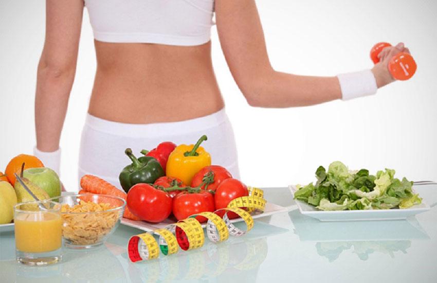Главные правила в процессе похудения