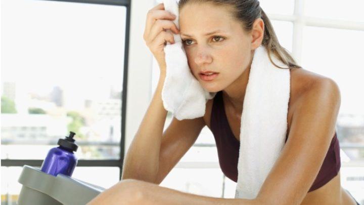 Чувство усталости при похудении