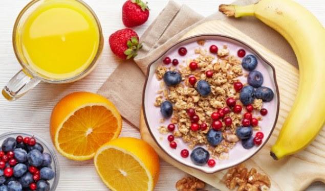 Здоровый завтрак — самый важный прием пищи