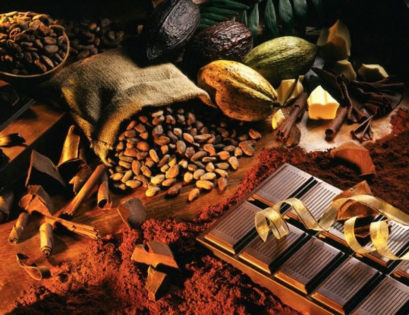 История какао ч1