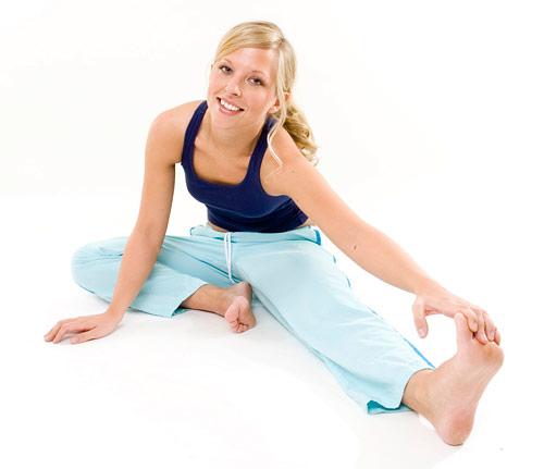 Легкая фитнесс-зарядка для похудения