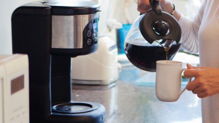 Приготовление  зеленого кофе в кофеварке