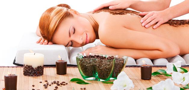 Спа-процедуры и употребление зеленого кофе